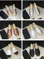 New Style High Quality Sequins Women Fisherman' s Shoes ...
