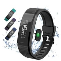 C11 Smart-Armband Herzfrequenz Fitness Tracker Schlaf-Monitor Pedometer Kalorie IP67 wasserdichte intelligente Armband Bands für IOS Android