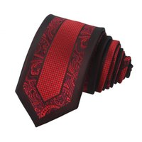 Fashion Skinny Neck Ties for Casual Suits Blue Mens Neckties For Business Wedding 6cm Width Slim Men
