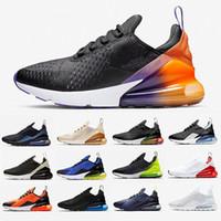 270 shoes Volt Orange Marineblau Männer Frauen Laufschuhe Regency Purple Bred Flair Triple Black Core weiß Trainer Olive Tiger Outdoor-Sportschuhe