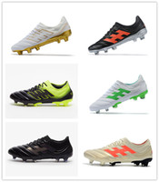 New Mens Copa 19. 1 Cleats FG Soccer Shoes for classics Made ...
