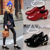 Designer Dress Shoes Woman Pumps 2019 Classic Oxford Casual ...