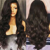 Full Lace Human Hair Lace Wigs for Black Women Brazilian Vir...