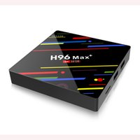 Original H96 Max Plus 4GB 32GB Android 9. 0 TV Box RK3328 4K ...