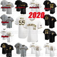 Pittsburgh Josh Bell Jersey Bryan Reynolds Newman Cole Tucker Adam Frazier Gregory Polanco Archer Chad Kuhl Stallings Colin Moran