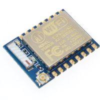 Livraison gratuite Nouvelle version 10PCS ESP-07 ESP8266 WiFi Wireless Remote Transceiver Module sans fil ESP-07 UNO ROBOT COMPONENT,
