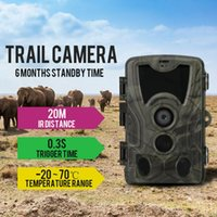 HC801A Hunting Trail Camera Night Version Infrared Wild Came...