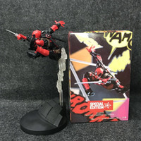 Nuovo Marvel X Men Super Hero Deadpool Action PVC Figure Cosplay Model Toy per bambini Regali di Natale 21cm