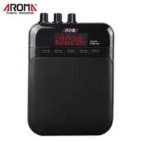 AG-03M 5 W Gitar Amp Temiz ve Bozulma Sesi Ile Uygulama Için Harika Mikro SD Kart Yuvası Mini Mikrofon USB Kablosu Güç