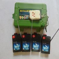 4 Cues Fireworks 433MHz Remote Display 2020 Lage Prijs Draadloze Afstandsbediening Waterdicht Salvo Fire AC Switch Fireworks Firing System Wedding Stage
