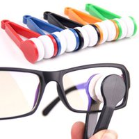 2019 Microfiber Eyeglass Sunglasses Cleaner Brush Sun Glasse...