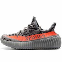 New Baby Kids Shoes Running Shoes Kanye West Children Athlet...