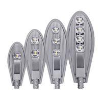 La luz de calle del LED 50W 80W 100W 150W AC85V ~ 265V de alta resistencia Cobra Head Road Light Garden Outdoor Light Factory Direct DHL libre shippin