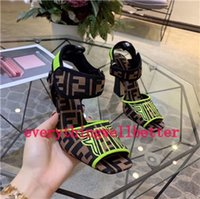 2020 free shipping hococal fashion flat shoes european desig...