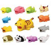 Hot 36 Stili Stili Animale Cavo Protezione del morso Accessory Toys No Pacchetto al dettaglio 1000pcs / lot