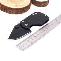 Мини складной карманный нож тактические ножи выживания кемпинг туризм охотничий нож 440 лезвие мультитул открытый спасения EDC инструмент