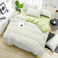 Cotton Pastoral Flower Cartoon Style Fashion Bedding Bed Lin...