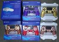 22 colors PS4 Wireless Bluetooth Game Gamepad SHOCK4 Control...