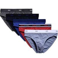 Новые мужчины Underwears Трусы мужчины боксер трусы Мужской дышащий мешок Трусы Gay Мужской Трусы Горячие
