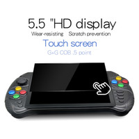 Powkiddy X15 Andriod Handheld Game Console 5. 5 INCH 1280*720...