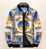 2020 최신 국제 새로운 재킷 절묘한 패션과 명예 코트 슈퍼 품질 남성 의류