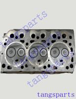 б / у S3L Головка блока цилиндров Assy For Mitsubishi экскаватор-погрузчик вилочный погрузчик мусоровоз дизель и др. детали двигателя