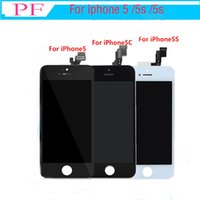 Cheap Grade A + + + LCD Display Touch For Iphone 5 5c 5s 6 6 P...