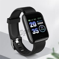 100pcs ID116 plus Smart watch 1. 3- inch Rate Heart Sports Col...