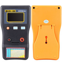 MESR-100 옴 미터 전문의을 Freeshipping ESR 커패시턴스 미터 커패시턴스 저항 콘덴서 회로 시험기 측정