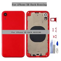 Back housing Cover Battery Door Rear Case Glass Middle Chass...
