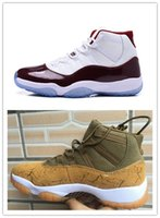 New 11 XI Neutral Olive gold yellow wine red men basketball ...