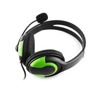 Hot sale Wired Headset Steoro Microphone Noise Cancelling Ga...