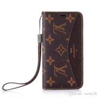 Высокое качество люксовый бренд телефон кожаный чехол для iphone X XR XS  Max iphone 6 6plus f85efb8c11fc4