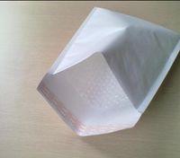 9x11cm / 40x30cm 50pcs piccoli grandi sacchetti bianchi del kraft della busta della bolla della bolla della bolla che imballano i sacchetti corriere antiurto antiurto