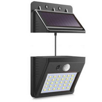 High Quality Separable Solar Panel Outdoor LED Wall lamp Mot...