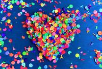 K014 Renkli Kalp 5D DIY Elmas Elmas Mozaik Nakış Resminin Boyama Ev Dekorasyon Duvar Boyama