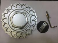 Bbs 17 cm Tekerlek Kapak Bbs Jantlar için Tekerlek Tekerlek Merkezi Kapağı