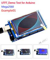 الشحن مجانا! 3.2 بوصة وشاشة TFT LCD وحدة الترا HD 320X480 لاردوينو