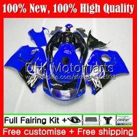 GSXR-600 Cuerpo azul para SUZUKI SRAD GSXR600 96 97 98 99 00 GSXR-600 5XH41 GSXR 600 750 GSXR750 1996 1997 1998 1999 2000 Carenado Carenado