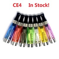 Cartomizer de l'atomiseur CE4 1.6ml Cigarette électronique 510 ego-CE4 ego t, e cigarette pour E cigarette tous les ego de la série CE5 CE6 Clearomizer