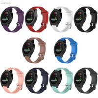 22mm 20mm slicone band für samsung gear s2 sport frontier classic band huawei gt 2 galaxy uhr 42mm 46mm band