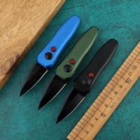 Kershaw 7500 EDC / couteau de poche pliable CPM154 lame Poignée en aluminium polyvalente couteau en plein air Camping Survie Tactique Couteau tactique