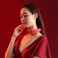 Cervical Vertebra Ombro Pescoço Massager Elétrica Multifuncional Necker Protector Compessa Infravermelho Heatiing Navio Livre 2Set