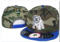 Vendita calda NRL Bulldogs Hat Football Caps Snapbacks Cappelli Cartoon Logo regolabile tappi da calcio Moda Hip Hop Outlet sport cappello