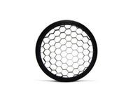 Copertura per ombrellone a nido d'ape in alluminio Killflash Fit For Visionking 6-25X56 10-40x56 Mirino a nido d'ape copertura paraluce nero