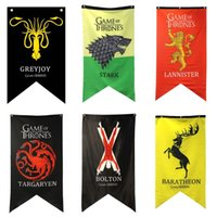 29*49- INCH Game of Thrones Wall Banner Flags For Bedroom Hom...