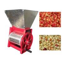 Type manuel frais grain de café pulpeur machine frais grain de café Machine Peeler Les grains de café décortiqueur machine à décortiqueuse