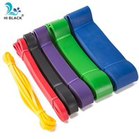 Latex Athletic Rubber Resistance Bands set Gym Expander Cros...