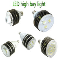 E26 E39 100W Gancio lampada LED a baia alta per stazione di rifornimento luci AC 110-277V