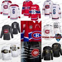 16 Henri Richard Montreal Canadiens 16patch Shea Weber Tomas tártaro Kotkaniemi Max Weber Domi Jonathan Drouin Artturi Lehkonen Hockey Jersey